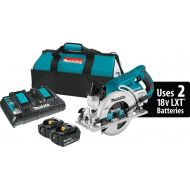 Makita XSR01Z 18V X2 LXT Lithium-Ion (36V) Brushless Cordless Rear Handle 7-14 Circular Saw, Tool Only