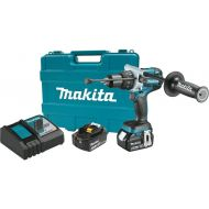 Makita XPH07Z 18V LXT Lithium-Ion Brushless Cordless 1/2 Hammer Driver-Drill, Tool Only