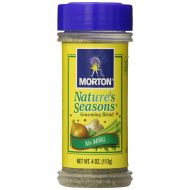 Morton Nature's Seasons Seasoning Blend  Savory Blend of Spices for Lighter Fare - Fish, Vegetables,...