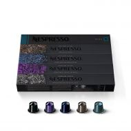 Nespresso Kazaar & Dharkan Intenso Assortment Combo - NOT compatible with Vertuoline