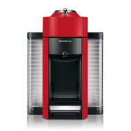 Nespresso by DeLonghi ENV135R Coffee and Espresso Machine by DeLonghi, Red
