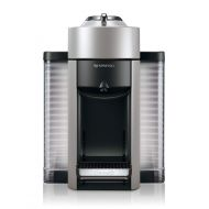 Nespresso by DeLonghi ENV135S Vertuo Evoluo Coffee and Espresso Machine by DeLonghi, Silver