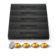 Nespresso Capsules VertuoLine, Voltesso , Mild Roast Espresso Coffee, 50 Count Coffee Pods, Brews 1.35oz