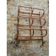 BowstreetcraftsCo Copper towel radiator