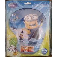 Soogoca Mouse Pad Minion Wrist Rest Mouse Pad Mouse Pad with Wrist Support