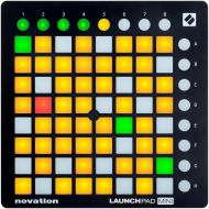 Novation},description:Launchpad Mini is Novations most compact and affordable Launchpad grid instrument for Ableton Live. It offers all the functionality of the original Launchpad
