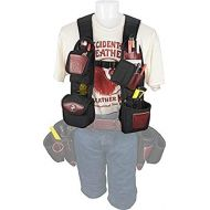 Occidental Leather 1550 Stronghold Light Suspenders with Insta-Vest Package