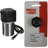 PORTER-CABLE 75182 Variable Speed Router Motor with 1/4-Inch Self Releasing Collet