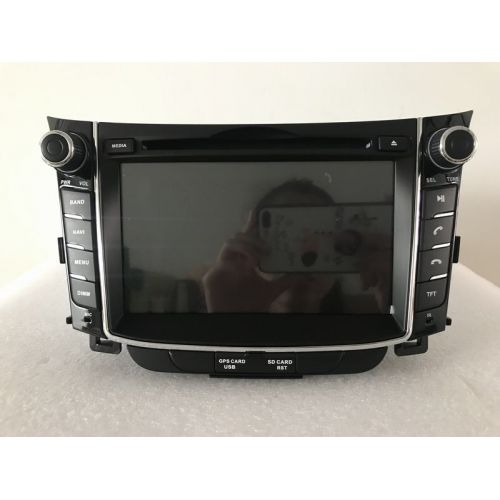 Runningnav PX5PX3 Octa Core Android 8.0 Fit HYUNDAI i30 2012 2013 2014 2015 2016 - Car DVD Player Navigation GPS Radio