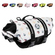 Paws Aboard Doggy Life Jacket Extra Small-Nautical Dog