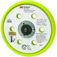 Power tool accessories 3M 05656 Stikit 6 Low Profile Dust-Free Disc Pad (Pack of 10)
