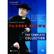 Rated: NRFormat: DVD/** Fix for UDP-1061. Average customer reviews has a small extra line on hover* Father Brown:The Complete Collection