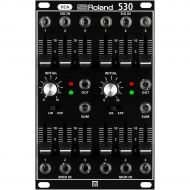 Roland},description:The 530 Dual VCA (voltage controlled Amplifier) features two independent voltage controlled amplifiers for controlling the loudness of audio signals. Each VCA h