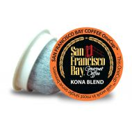SAN FRANCISCO BAY San Francisco Bay OneCup, French Roast, 80 Count- Single Serve Coffee, Compatible with Keurig K-cup Brewers
