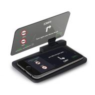 SCHANIN Car Hud Head Up Display Holder,Car Hud Phone Gps Navigation Dash Mount Cell Phone Holder...