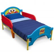 Sesame Street Elmo Plastic Toddler Bed by Delta Children