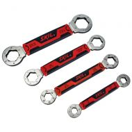 Skil SKIL Secure Grip Self-Tightening Box Wrench Set