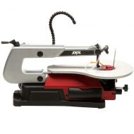 Skil SKIL 3335-07 16 1.2 Amp Scroll Saw with Light, Red