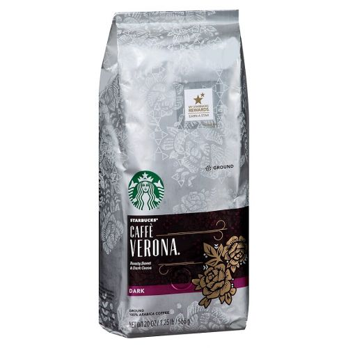 스타벅스 Starbucks 20 oz. Cafe Verona Ground Coffee