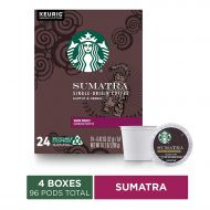 Starbucks STARBUCKS SUMATRA BLEND COFFEE K CUP 96 COUNT