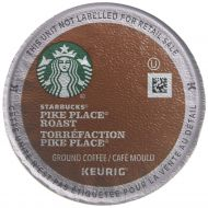 Starbucks STARBUCKS PIKE PLACE DECAF COFFEE K CUP 96 COUNT