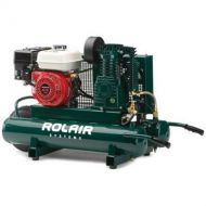 Texastooltraders Rol-Air 4090HK17 5.5-Horsepower Twin Tank Compressor with Honda Engine