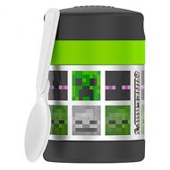 Thermos Minecraft 10 oz Funtainer Food Jar - Green