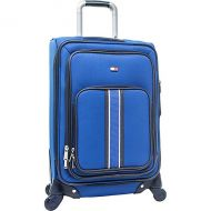 Tommy Hilfiger Luggage Signature Solid 21 Expandable Carry-On Spinner Luggage