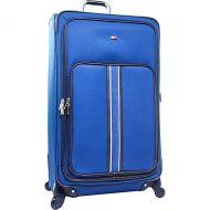 Tommy Hilfiger Luggage Signature Solid 28 Expandable Checked Spinner Luggage