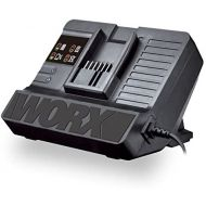 Worx WORX WA3847 20-Volt Lithium Quick Charger for 20-Volt Max WA3520 and WA3525 Batteries