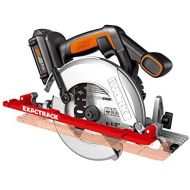 [아마존베스트]WORX WX530L.9 20V 6-1/2 Circular Saw Bare Tool Only