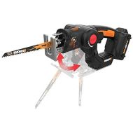 [아마존베스트]WORX WX550L 20V AXIS 2-in-1 Reciprocating Saw and Jigsaw with Orbital Mode, Variable Speed and Tool-Free Blade Change