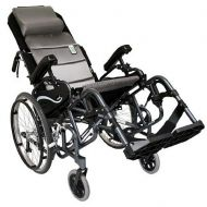 Walgreens Karman Tilt in Space Lightweight Reclining Wheelchair Elevating 18 inch