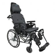 Walgreens Karman 18 inch Lightweight Reclining Wheelchair