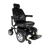 Walgreens Drive Medical Trident HD Heavy Duty Power Wheelchair Black