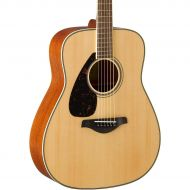 Yamaha},description:When it was introduced in 1966, the Yamaha FG proved that a great acoustic guitar didn't need to cost a fortune. With a focus on great playability, musical tone